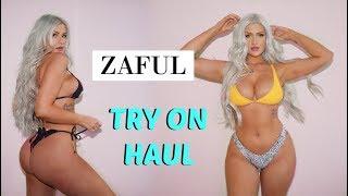 Video ZAFUL Try On Haul /// 2018 Honest Review MP3, 3GP, MP4, WEBM, AVI, FLV September 2018