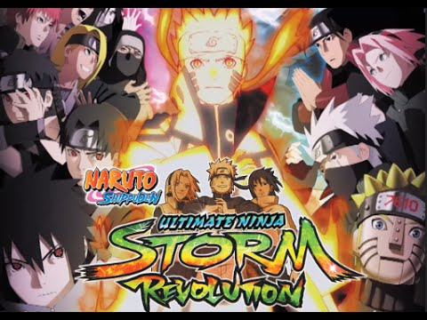 [TUTORIAL]How to Increase fps and fix lag in Naruto Ultimate Ninja Storm Revolution
