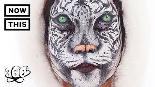 Video Mimi Choi Creates Optical Illusions with Makeup | Unframed by Gear 360 | NowThis MP3, 3GP, MP4, WEBM, AVI, FLV Agustus 2019