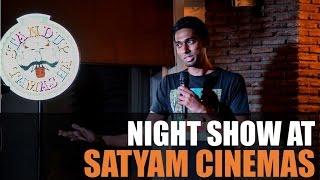 evam Standup Tamasha - Deepu Dileepan - Night Show At Satyam Cinemas