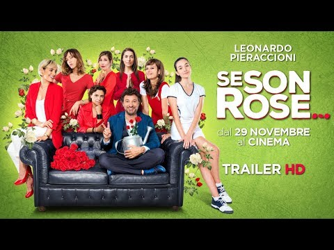 Preview Trailer Se son rose, trailer ufficiale del film  di e con Leonardo Pieraccioni