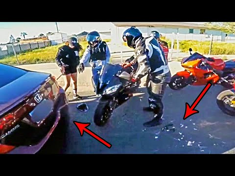 Group Ride GONE WRONG - BIKERS IN TROUBLE 2020 (Ep. #77)
