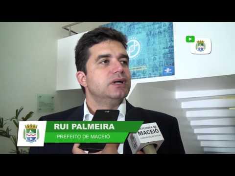Rui Palmeira busca recursos em Brasília para Maceió