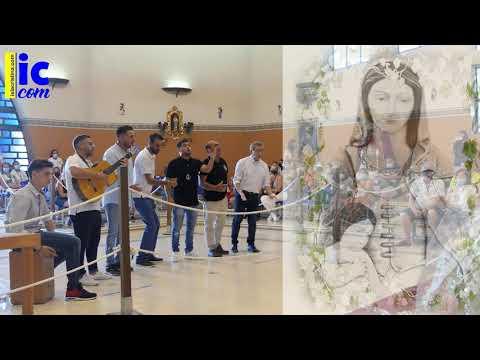 EL CANO BRISAS MARINERAS canta a la Vírgen del Mar de Punta del Caimán en su Festividad