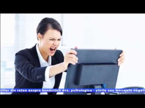 Un om depedent de internet - un om nesănătos