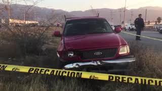 Muere joven motociclista atropellado