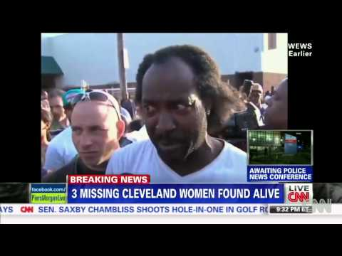 Missing Cleveland Teens - 3 Ohio Missing women Found Alive  - Amanda Berry 911 Call