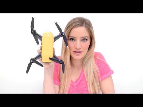 ✨ NEW TINY DRONE! DJI Spark!
