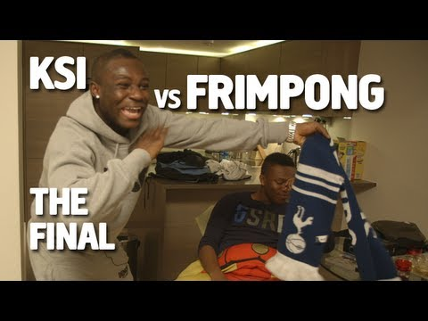 KSI owned by Frimpong! – Fifa13 [@IAMFRIMPONG26 @KSIOlajidebt] Too Funny!