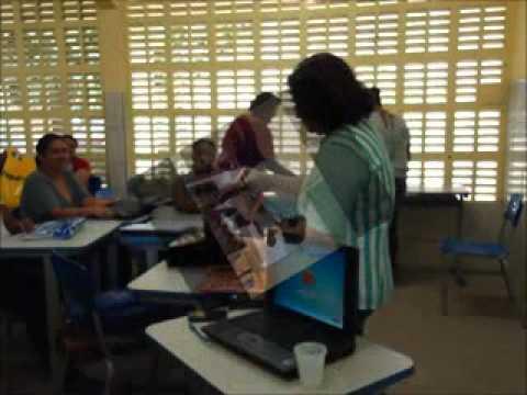 Capacitação dos Professores do Programa Paulo Freire(São Lourenço da Mata/PE)