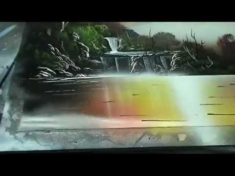 spray paint art step by step dvd sample. Black Bedroom Furniture Sets. Home Design Ideas