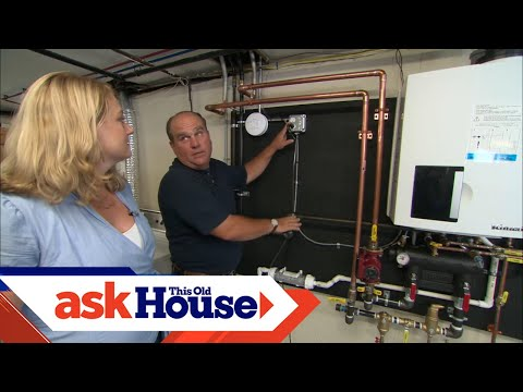 How to Install a Combination Boiler/Water Heater | Ask This Old House