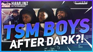 TSM HOUSE: AFTER DARK (Ft. Hamlinz, Myth and Daequan)