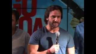 Go Goa Gone Music launch Saif Ali Khan, Kunal Khemu & Puja Gupta