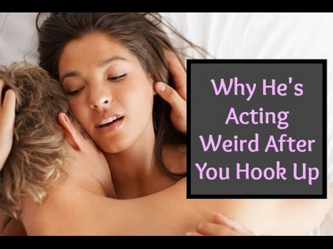 Ask Shallon: Why Guys Act Weird After You Hook Up