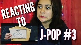 I REACT TO J-POP/J-ROCK #3 (ONE OK ROCK, FAKY, HAPPINESS, GENERATIONS, & more)