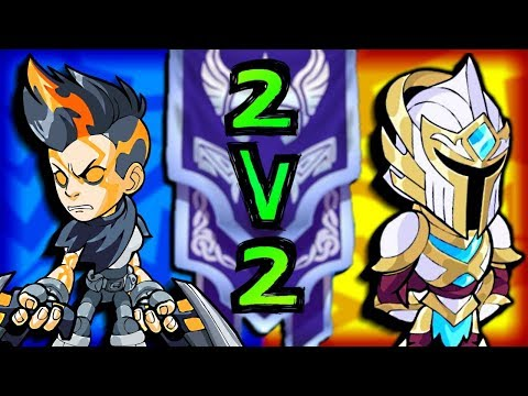 Time To Start GLORY FARMING! ► Ranked 2v2's W/ Tannon! ► Brawlhalla Diamond Gameplay