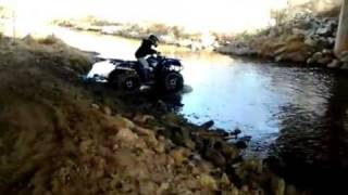 11. 2011 yamaha grizzly 350