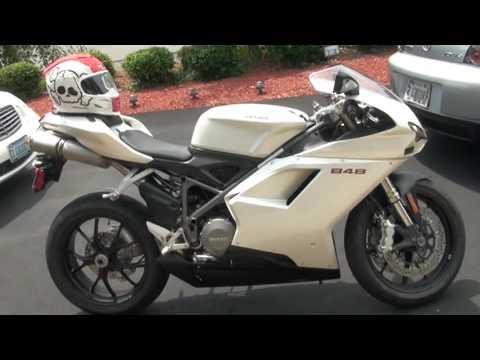 Ducati 848 2009 характеристики фотография