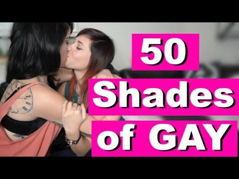 Lesbian Version Of 50 Shades Of Grey