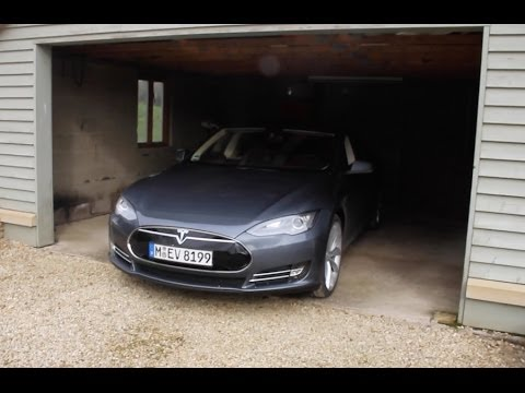 tesla - My first experience driving the hair raising, breathtaking, game changing car from Tesla Motors. During high speed cornering some profanities were expressed ...