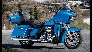 8. 2018 Harley-Davidson Road Glide Ultra