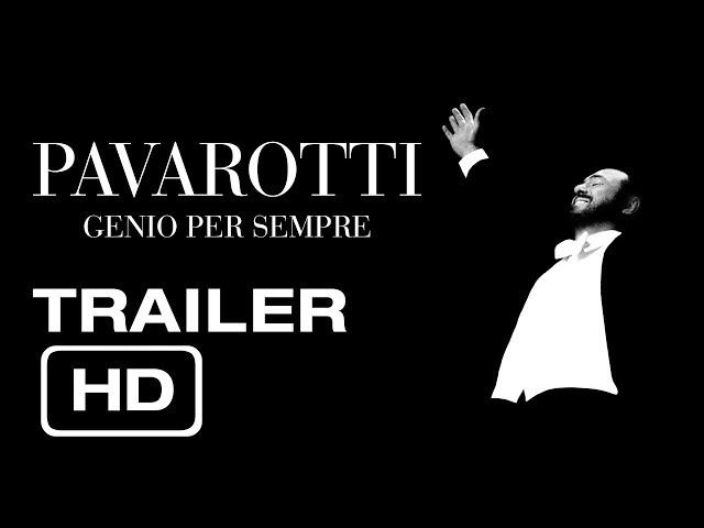 Anteprima Immagine Trailer Pavarotti, trailer ufficiale italiano