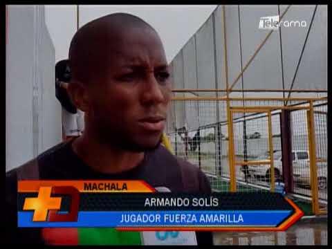 Danilo Carrera espera documentación para ser habilitado en Fuerza Amarilla