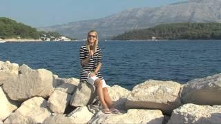 Korcula Croatia  city photos : Beautiful holiday destination in Croatia, Island Korcula, with gorgeous sandy beaches