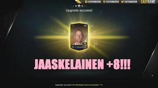 FIFA Online 3 - '07 J. Jaaskelainen Upgrade to +8, fifa online 3, fo3, video fifa online 3