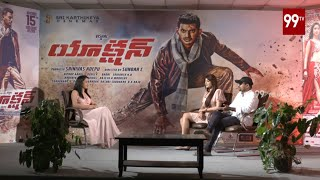 Action Movie Team Interview   Vishal   Akanksha Puri   Tamanna   Srinivas Adepu
