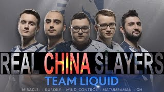 Video Dota 2 Team Liquid - The REAL China SLAYERS [The International 2017 Movie Documentary] MP3, 3GP, MP4, WEBM, AVI, FLV November 2018