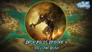 Learn how to pilot rush with this tense match against the new Voice of Hunger Green deck. My opponent packs a lot of taunts in his deck and with no last ...
