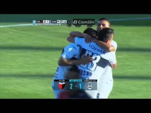 Todos los goles. Fecha 30. Primera División 2015. FPT