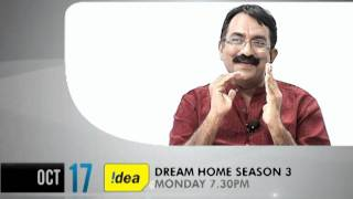 Idea Dream Home Season 3 --watch it on tvmalayalam.com- Eastend villa - Promo