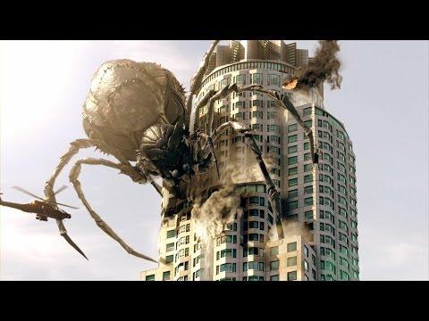 Big Ass Spider Trailer