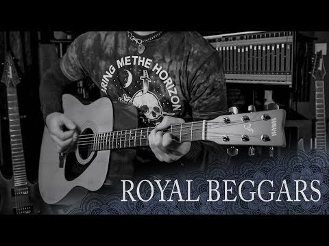 Architects – Royal Beggars Acoustic Guitar Cover
