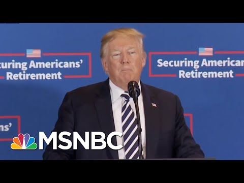 President Donald Trump's Disapproval Soars, Robert Mueller Approval Solid | The Last Word | MSNBC