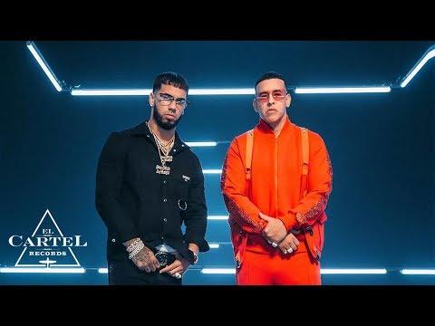Daddy Yankee Anuel AA Adictiva Video Oficial