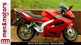 4. Aprilia RST1000 Futura - Review (2003)
