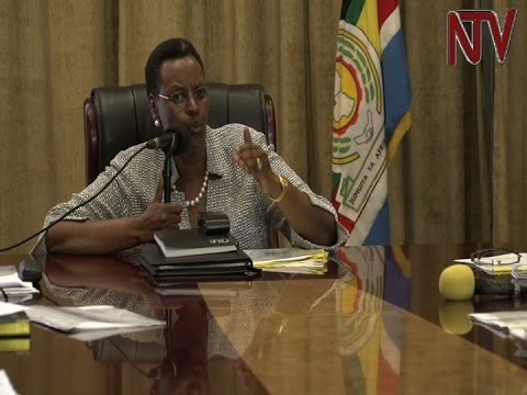 Janet Museveni says schools need to consult education ministry before increasing fees