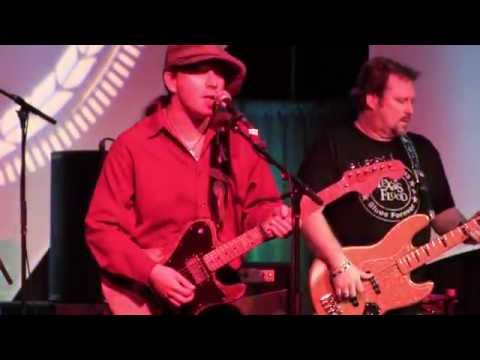 Done Lost Your Good Thing - Tommy Katona & Texas Flood at The 2016 Dallas Guitar Show 4-30-16