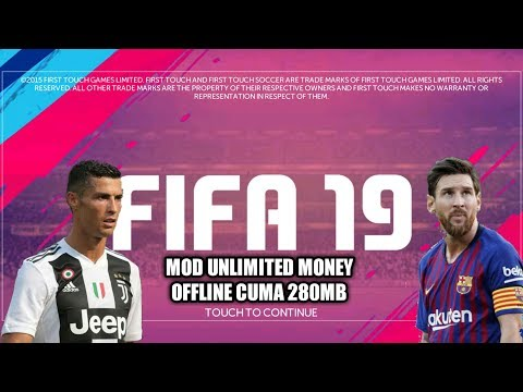 Cara Download Game FTS Mod Fifa 2019 Update New Transfer Di Android