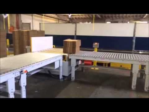 Watch the WSA Bundle Line Conveyor System in action!