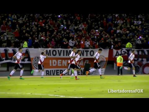 El gol de Mora a Emelec