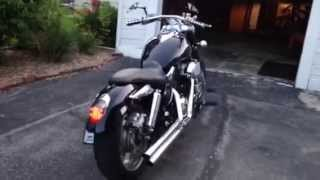 10. Bad Ass Kawasaki Mean Streak With Fire Breathing Hypercharger