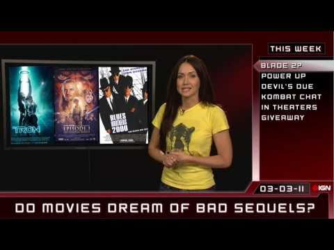 preview-Devil May Cry Movie & Blade Runner Franchise - IGN Weekly \'Wood: 03.3.11 (IGN)