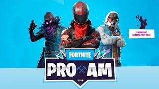 TORNEO FORTNITE PRO AM Desde LOS ANGELES E3 2018