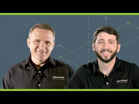TechSmith Camtasia 2018 Coming on June 19