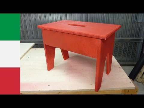 Making a Gardening Stool with Tool Storage